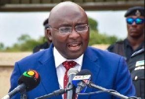 Bawumia catches mining thieves
