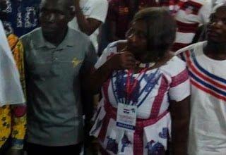 Abura-Asebu Women Organiser dies soon after winning