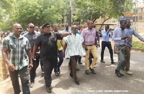 VIDEO: Koku Anyidoho spends night in CID custody