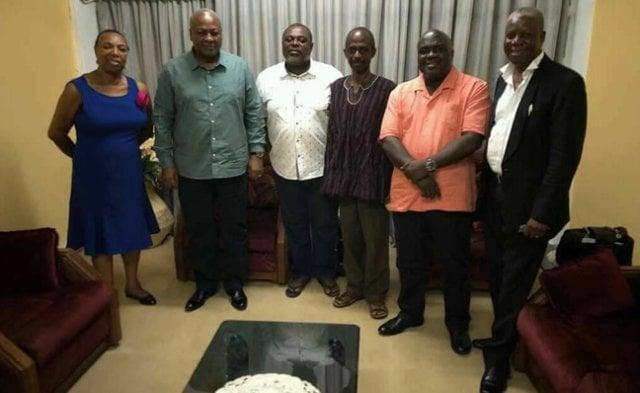 Update: Mahama fails to secure Koku bail