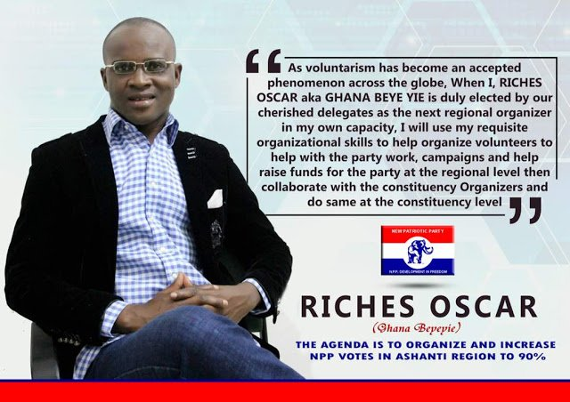 DISREGARD PROPAGANDA THAT RICHES OSCAR   WAS SACKED FROM OUR INAUGURATION – ASOKWA ASSEMBLY MEMBERS