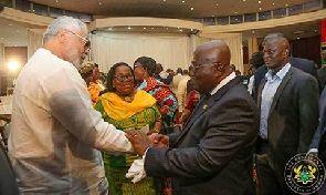 VIDEO : Military deal: Akufo-Addo's speech 'hard' – Rawlings