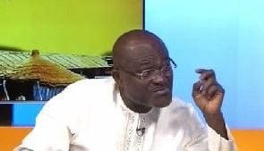 AUDIO:  You are a fool – Ken Agyapong to Colonel Aggrey