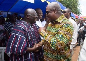You two must unite and change the North now – Ken Agyapong begs Bawumia and Mahama