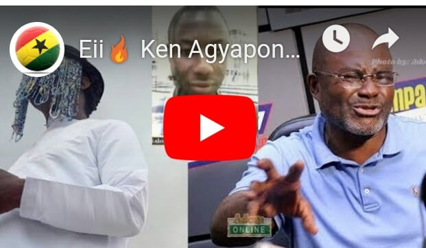 WATCH AND LISTEN :  Kennedy Agyapong gives evidence on how Anas kill Ahmed his key partner