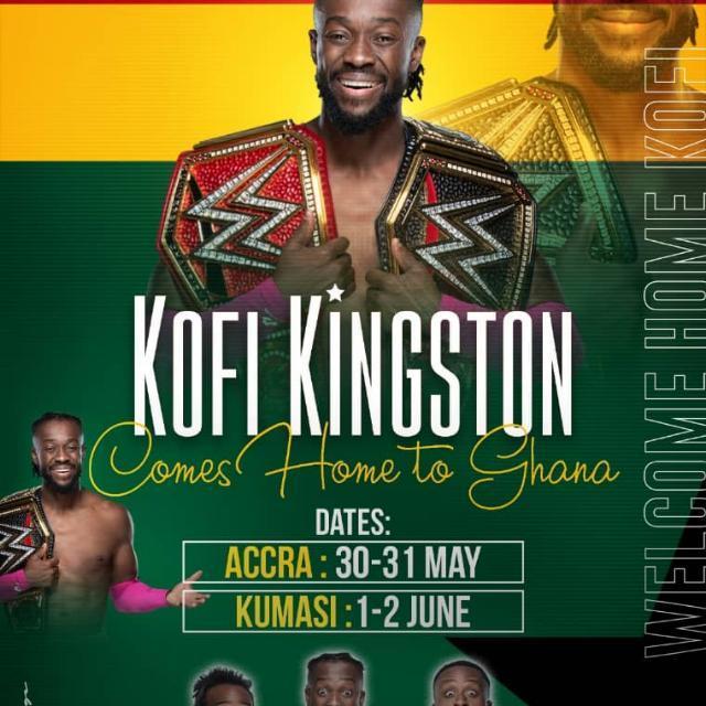 Kofi Kingston is a full Ghanaian – Dr Sarkodie-Mensah