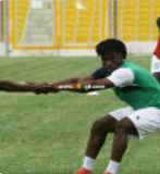 Karela United FC Talisman Solomon Taylor Frustrated After Nzema Kotoko Defeat