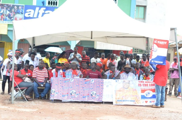 """Andy Appiah-Kubi is the """"brain"""" behind the seclusion letter To NSA Board Chair -NPP Members In Asante Akyem North"""