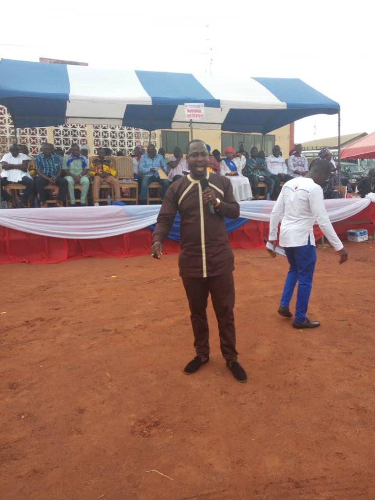 Bono East NPP: RUN A DECENT CAMPAIGN – Regional Organiser Urges