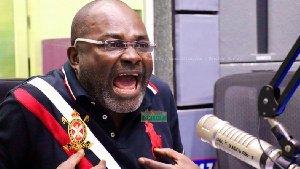 I'll contract women to beat you – Kennedy Agyapong tells Badu Kobi