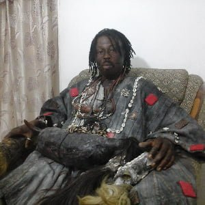 Sleeping with 'small girls' makes me happy and strong – Kwaku Bonsam