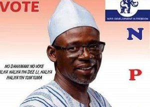 2020: Tamale North NDC 'MP' joins NPP race