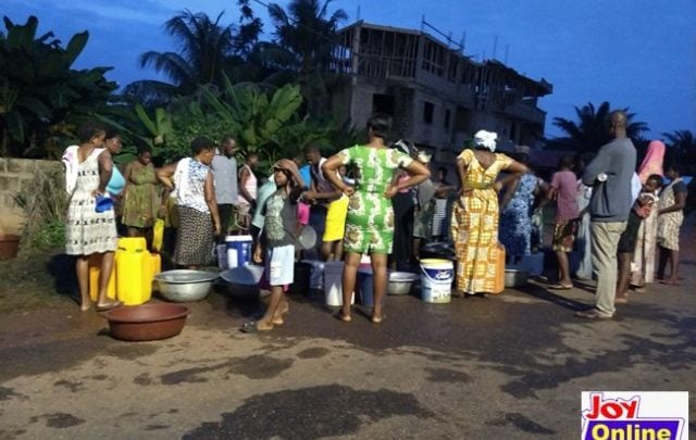 Water shortage hits Ho first time in 30 years