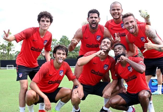 Atletico Madrid jump on Patapaa's Skopatomanaa trend