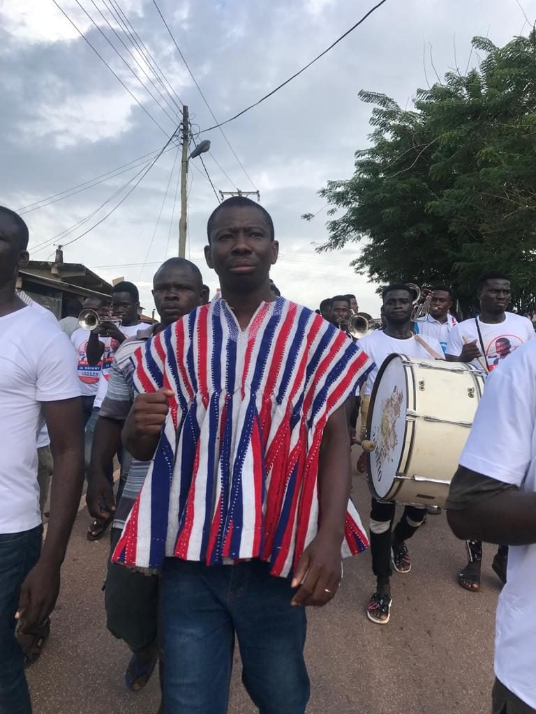 Prestigious UK University lecturer tipped to win NPP primaries in Amenfi West