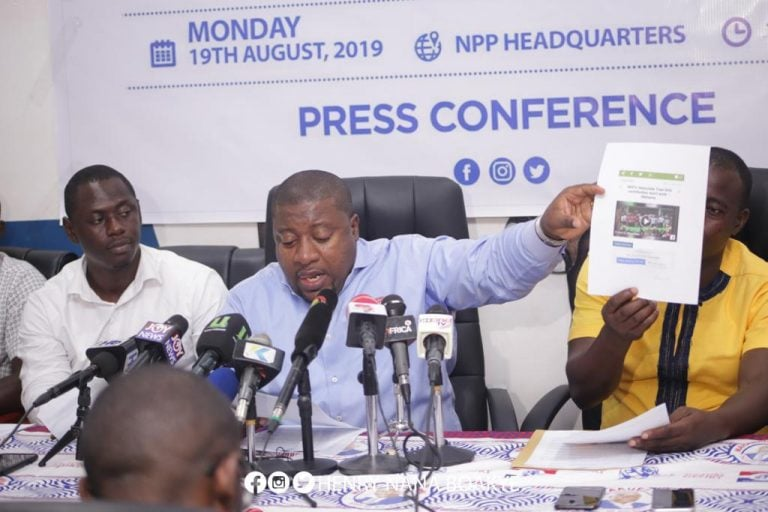 MAHAMA AND THE NDC ARE A THREAT TO THE FREE SHS POLICY – Nana B