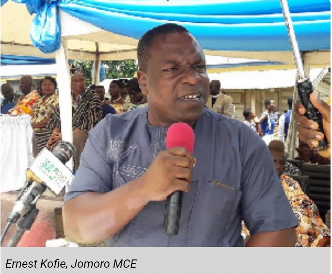 Jomoro NPP Chairman demands immediate removal of MCE