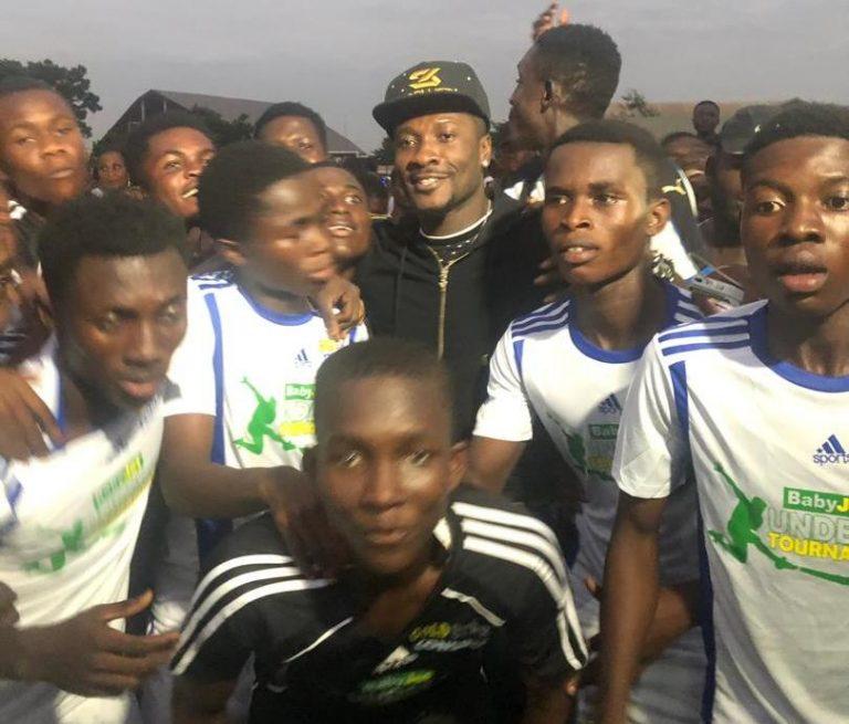 Anokye Stars win Baby Jet U-16 Tournament in Ashanti Region