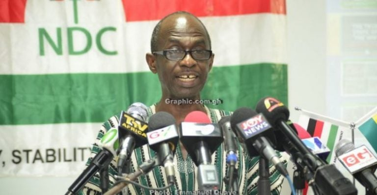 General Mosquito caused my defeat to Sam George – Defeated aspirant