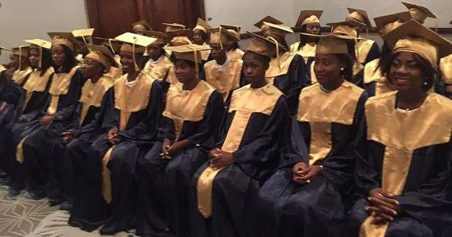 76 Ex-Prostitutes Graduate from Vocational Program