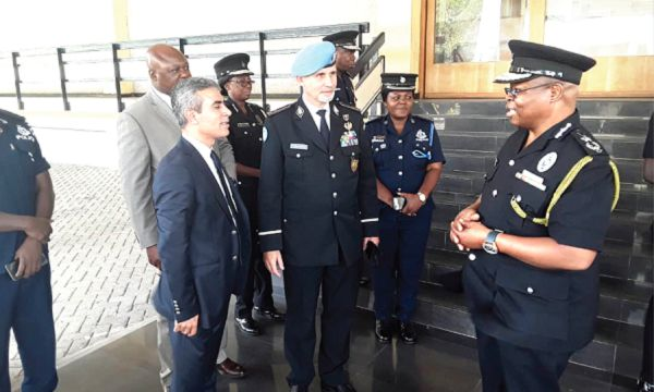 We need more Ghanaian female police officers — UN