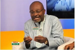 Kennedy Agyapong reported to FBI