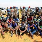 Sudan force arrest 138 Africans trying to enter Libya 'illegally'