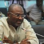 Police found sperms in J.B. Danquah Adu's boxers after his death - Ken Agyapong reveals