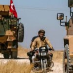 Turkey-Syria border: Kurds bitter as US troops withdraw