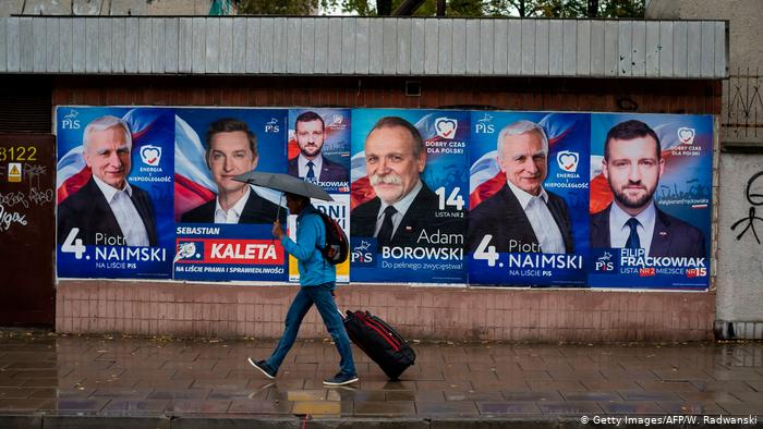 Poland votes: PiS and its pact with the people