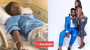 Fella Makafui and Medikal address breakup & Mental breakdown r