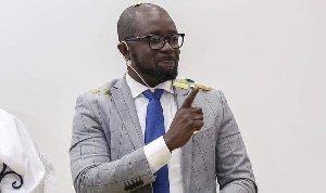 Kurt Okraku sworn in as GFA President