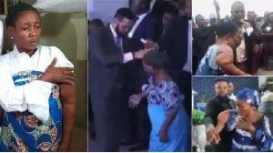 Fake Pastors alert: Woman's deformed limb miraculously healed twice