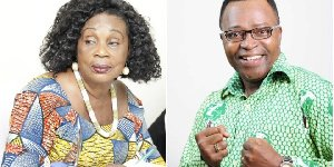 I Broke Up With David Dontoh Because I Couldn't Give Birth For Him – Maame Dokono