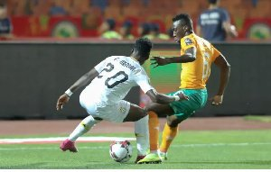 Ghanaians react after Black Meteors lose on penalties to Ivory Coast in U23 AFCON semi-final