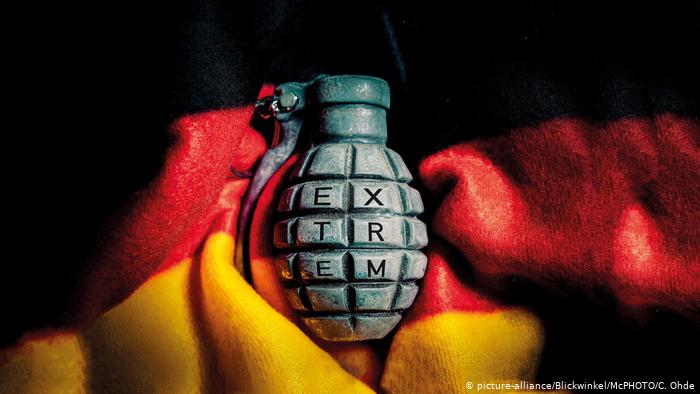 Germany announces plans to combat far-right extremism and online hate speech