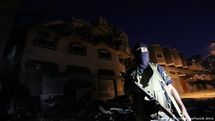 Israeli airstrike kills Islamic Jihad commander