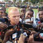 Kotoko coach Kjetil Zachariassen arrives in Ghana, set for crunch meeting with management