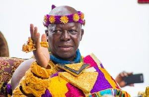 December 17 Referendum: Otumfuo 'shames' Okyenhene