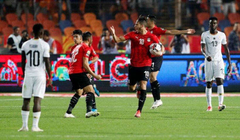 VIDEO: Ghana 2-3 Egypt — Sluggish Black Meteors plummet against Young Pharaohs in U23 AFCON