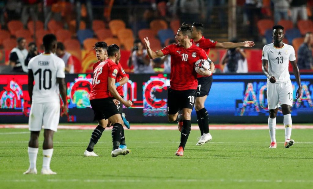 VIDEO: Ghana 2-3 Egypt — Sluggish Black Meteors plummet against Young Pharaohs in U23 AFCON