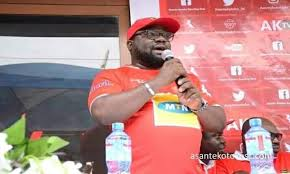Asante Kotoko's Policy Analyst Yaw Amo Sarpong completes Six Months Ban from Football, set for Massive return