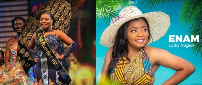 I didn't collapse after Ekua was declared the winner of GMB 2019-Enam