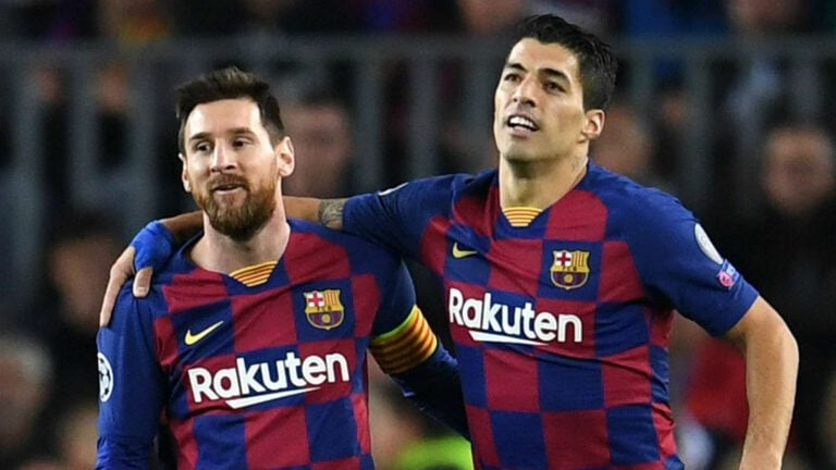 Barcelona can always count on Messi & Suarez but never rely on Dembele