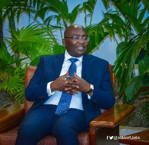 Ghana Card for Voter registration will ensure credibility – Dr. Bawumia