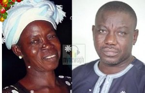 How my late mother sold kolanuts and cigarettes to raise me – Adongo eulogizes