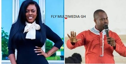 Abeiku Santana & Nana Aba clash over Tacha & Cardi's B visit to Ghana