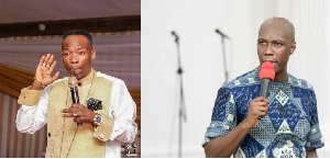 Alcohol-influenced Prophet Oduro is not anointed - Prophet Salifu Amoako barks
