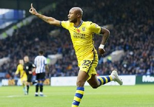 Tottenham inquire about the availability of André Ayew