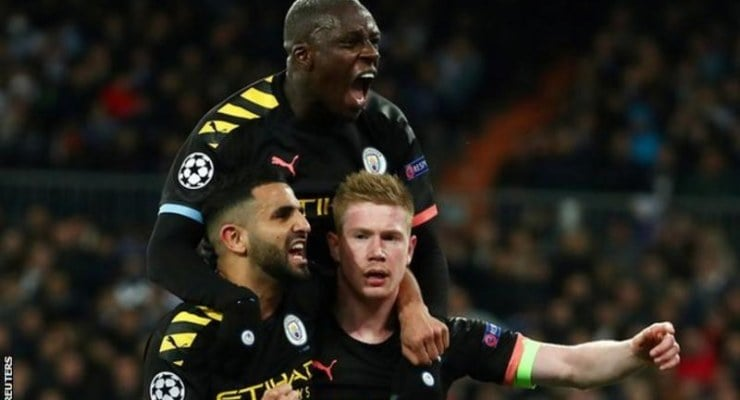 Pep Guardiola wants Manchester City 'to believe in themselves' after win over Real Madrid